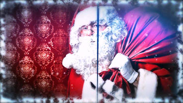 Dynamic Christmas Photography After Effects Template
