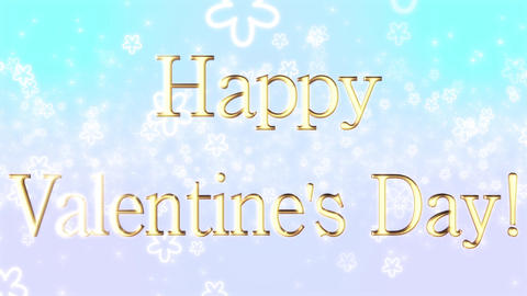 Valentine 09 CG動画