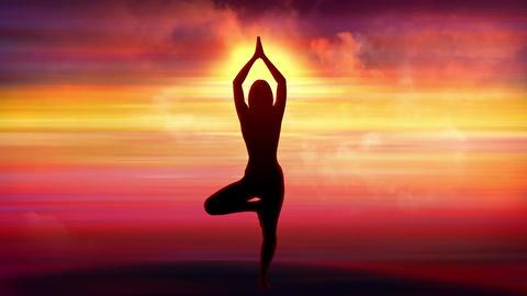 4 Yoga Background