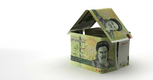 Real Estate Finance (Iranian Rial) Animation