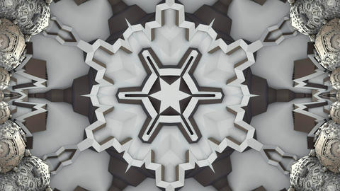 Kaleidoscope abstract 4k910 Live Action