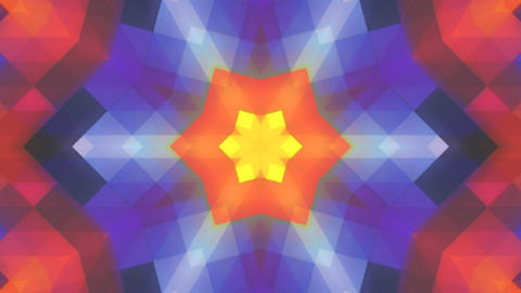 Kaleidoscope abstract 4k984 Live Action