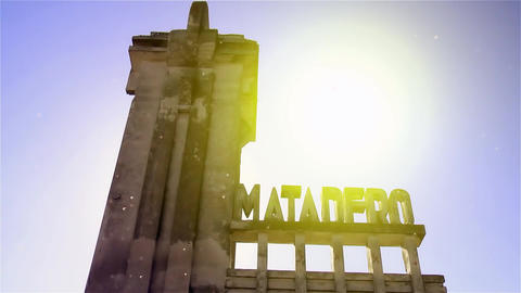 Slaughterhouse Abandoned In The Ghost Town Epecuen Footage