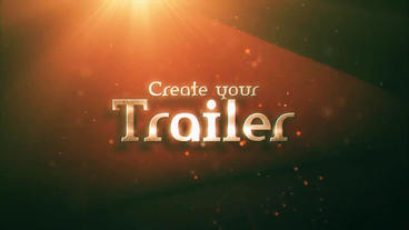 Epic Title Design After Effects Project