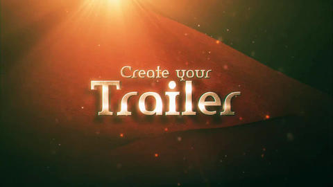 Epic Title Design After Effects Template