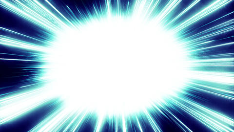 blue Glow speed line background animation Animation