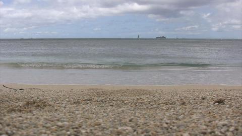 Waikiki Beach04 Stock Video Footage