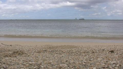 Waikiki Beach04 Footage