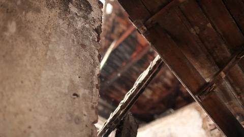 old barn Stock Video Footage