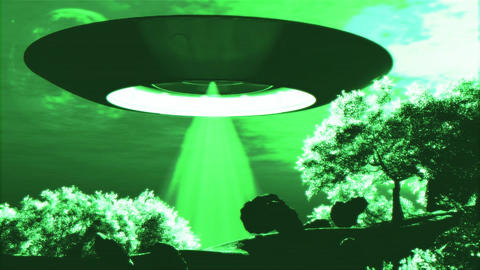 Ufo 9 Stock Video Footage