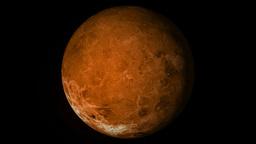 Venus planet Animation