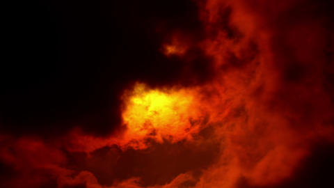 time lapse dark sky Stock Video Footage