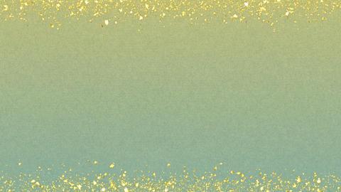Golden-confetti-frame YellowGreen Animation