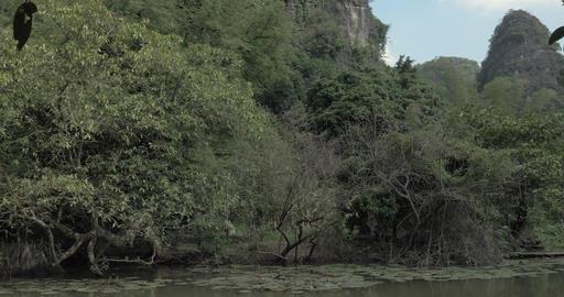 In Hanoi, Vietnam scenic landscape Footage