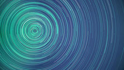 Loopable Seamless Cyclic Animated Collapsing Geometric Particles Background Animation