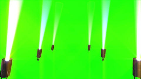 spot light animation Animation