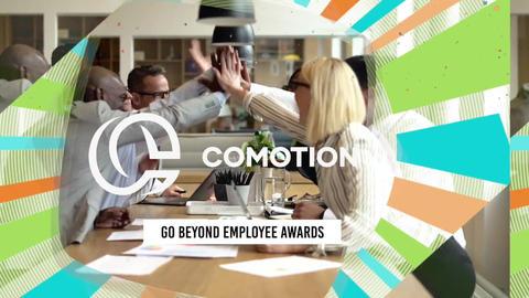 Corporate Awards Ideas Plantilla de Apple Motion