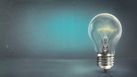 Light Bulb Shine (5) Animation