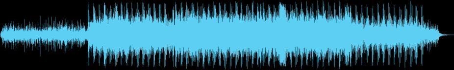 Hybrid Cinematic Ambient Music
