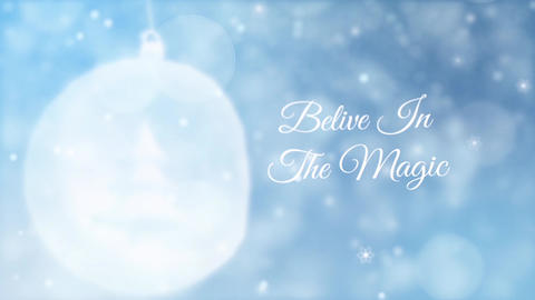 Beautiful Christmas After Effects Template