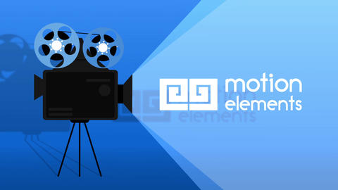 Film Logo Opener After Effects Template
