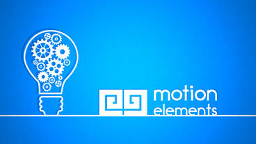 Idea Logo Opener After Effects Templates