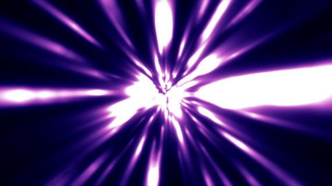 Blue Purple Light Rays Burst VJ Motion Background Loop 애니메이션