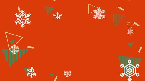Background Christmas Animation