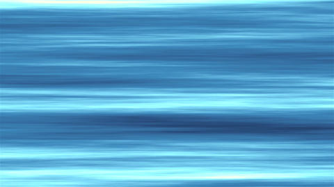 Blue Abstract Peaceful Shifting Horizontal Liquid Abstract Background Loop 1 Animation