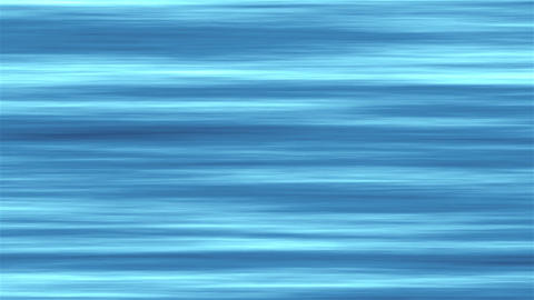Blue Abstract Peaceful Shifting Horizontal Liquid… Stock Video Footage