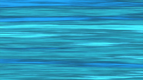 Blue Abstract Fast Shifting Horizontal Liquid Lines… Stock Video Footage