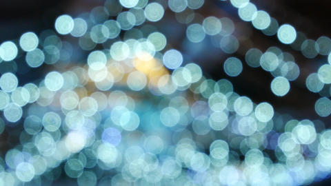 Abstract Bokeh Form Light background Footage