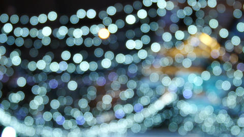 Abstract Bokeh Form Light background ビデオ