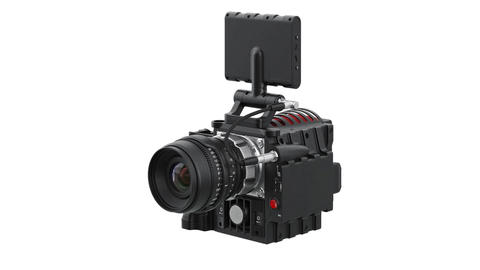 Camera video black Footage