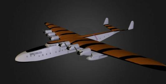 Latecoere 631 3D Model