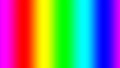 Rainbow Spectral Gradient