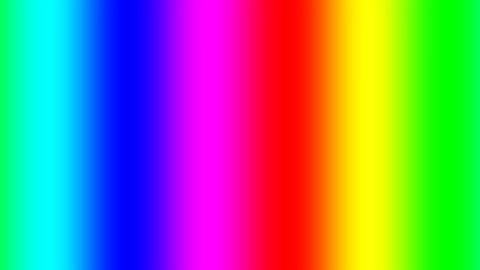 Rainbow Spectral Gradient 0