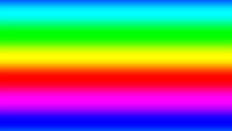 Rainbow Spectral Gradient 1