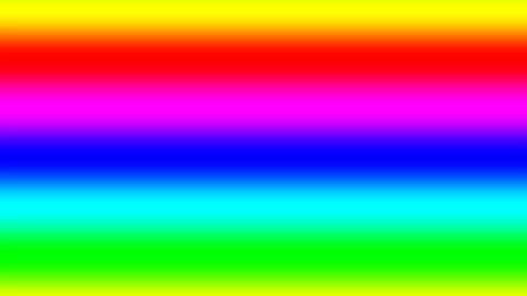 Rainbow Spectral Gradient 2