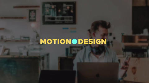 Corporate Titles Apple Motion Template
