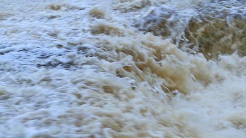 deep river falls down Live Action
