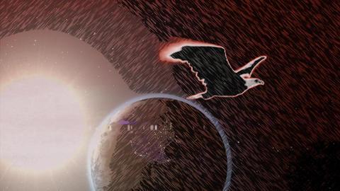 Eagle and Earth III Animation