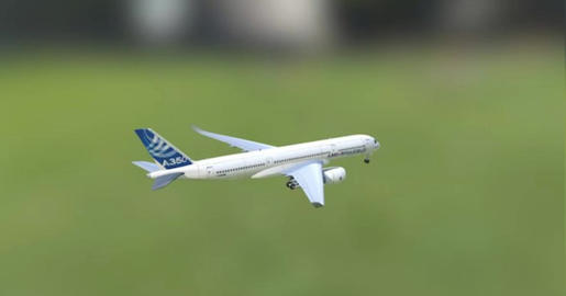 A 350 3D Model