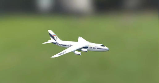 An 124 3D Model