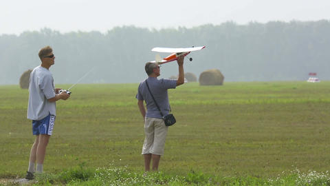 Radio-controlled aircraft Live Action