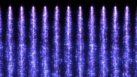 Light Water Fall 1 2 B HD Stock Video Footage