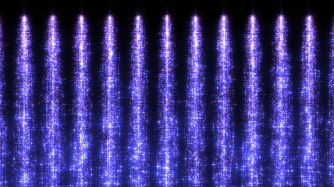 Light Waterfall 2