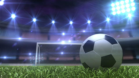 Football background Animation