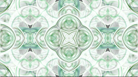 transparent glassy flower pattern,crystal glass texture,gorgeous orient religion Animation