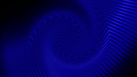 blue spiral texture,swirl metal gear in space,3d form.Gears,flow,particle,symbol Animation